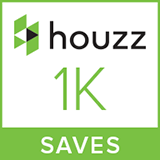 Houzz 1 Thousand Saves